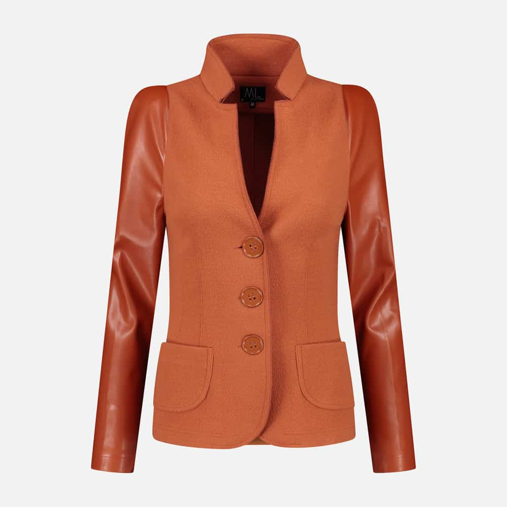 mlcollections_ladies_blazer_jagger_leather_sleeves_brique_70356-45
